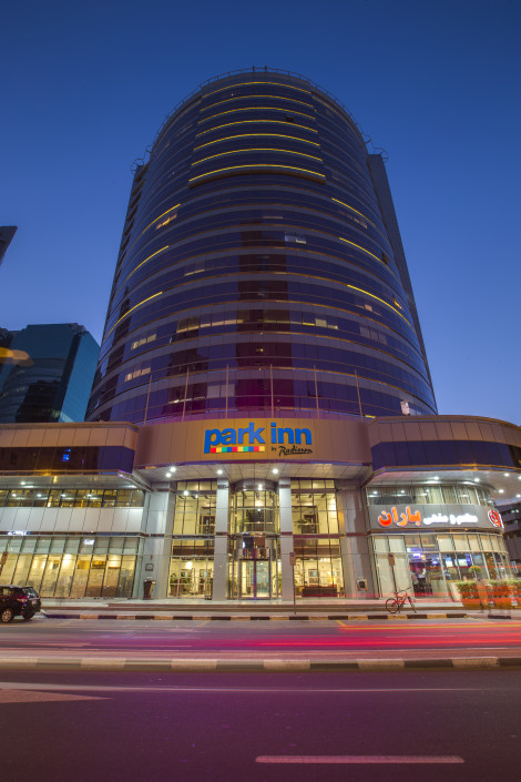 Park Inn By Radisson Hotel Apartments Al Rigga Apartahotel