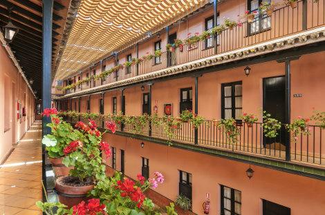 Hôtel Aparthotel Patio De La Cartuja