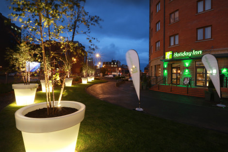 Hotel Branded Hotel - Holiday Inn, Belfast City Centre