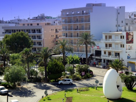 Apartamentos The Blue Apartments By Ibiza Feeling (adults Only)