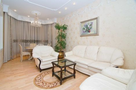Hotel VIP Apartment Minsk