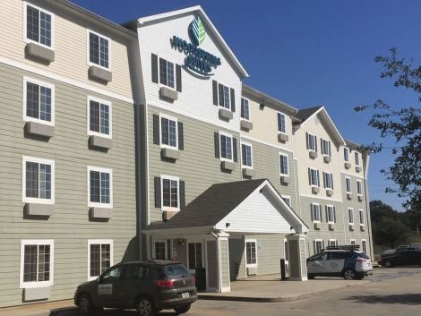 Hotel WoodSpring Suites Mobile