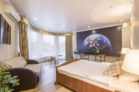 Hotel#LUNA Hotel Krasnodar