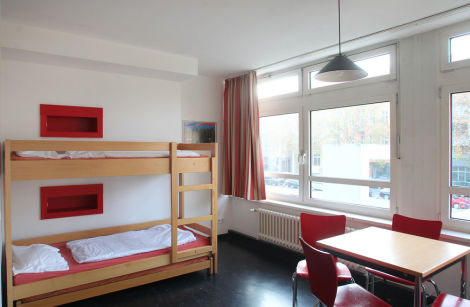 Auberge Jugendherberge Berlin-international - Hostel