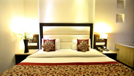 Hotel The Prime Balaji Deluxe @ New Delhi Railway Station