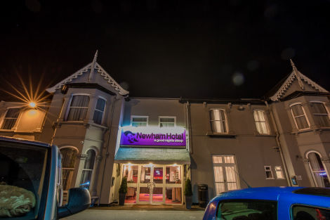 Hotel Newham Hotel Limited