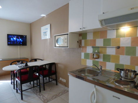 Apartamentos Court'inn Suites
