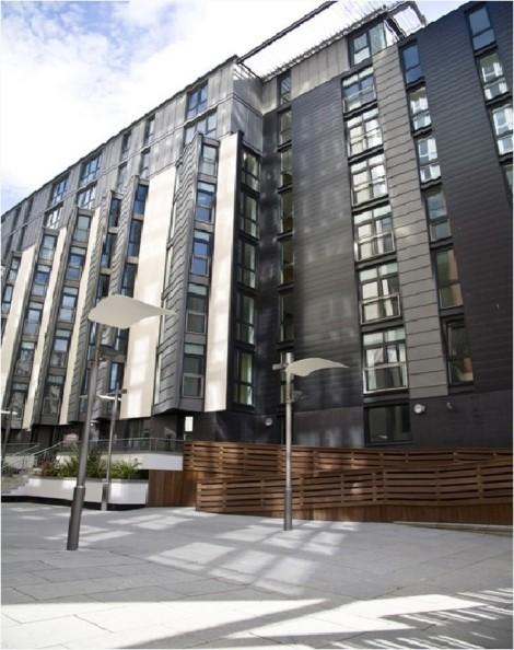 Hot-el-apartments Glasgow Central Apartaments