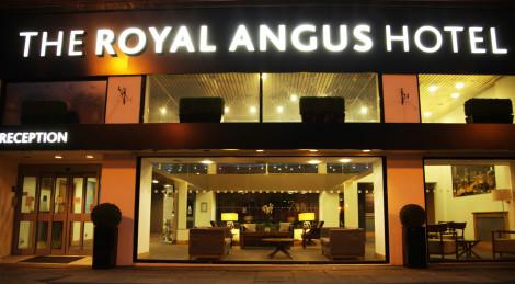 HotelThistle Birmingham City Centre, The Royal Angus