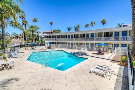 Hotel Motel 6 San Diego - Hotel Circle - Mission Valley