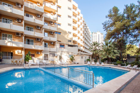Hotel Blue Sea Calas Marina Hotel
