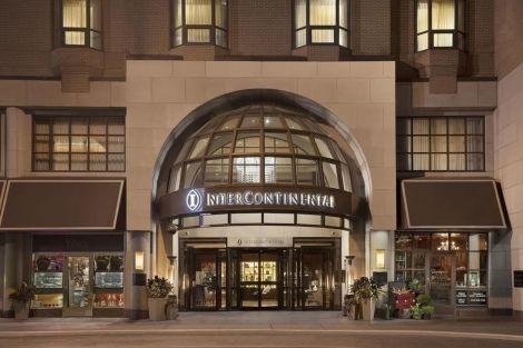 Intercontinental Toronto Yorkville Hotel