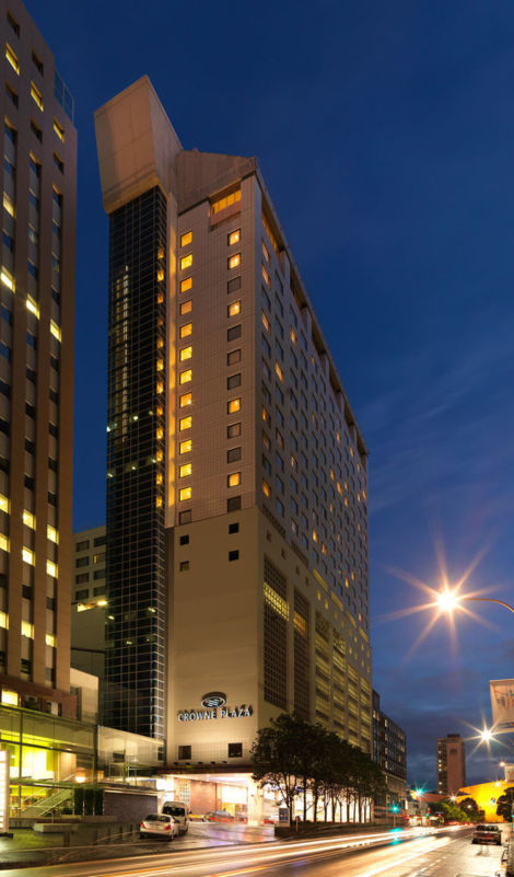 Hotel Crowne Plaza AUCKLAND