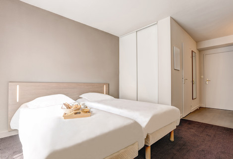 Appart'city Lyon Part Dieu Villette Hotel