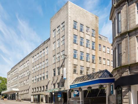 Hotel Travelodge Aberdeen Central