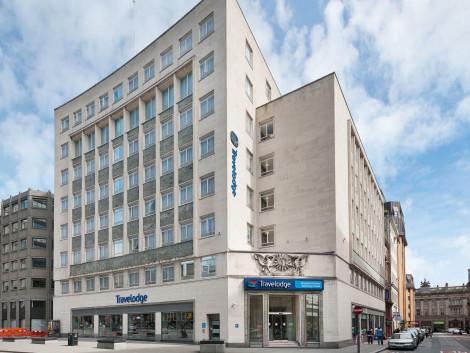 Travelodge Liverpool Central Exchange Street Hotel