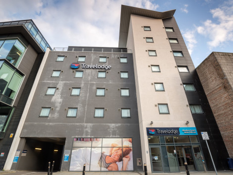 Travelodge Aberdeen Central Justice Mill Hotel