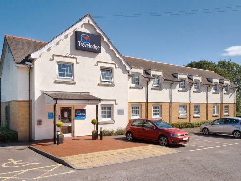 Hôtel Travelodge Cardiff Airport