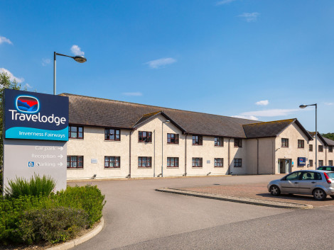Travelodge Inverness Fairways Hotel