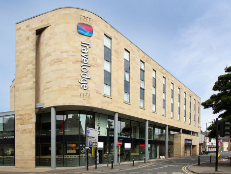Hotel Travelodge Lancaster Central