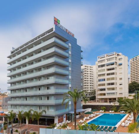 Hoteles en benidorm desde 28 reserva tu hotel barato for Hoteles familiares en benidorm