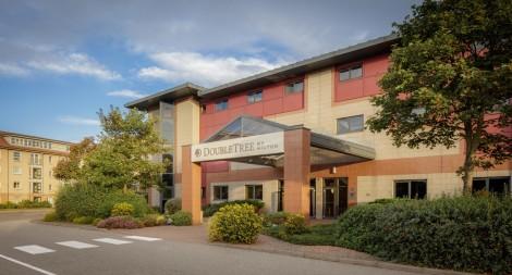 Doubletree By Hilton Hotel Aberdeen City Centre Hotel
