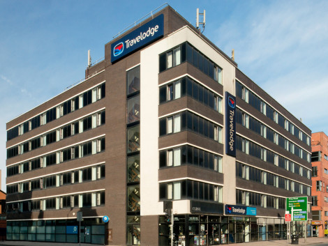 Travelodge Manchester Ancoats Hotel