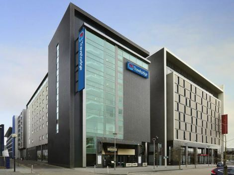 Travelodge Milton Keynes At The Hub Hotel