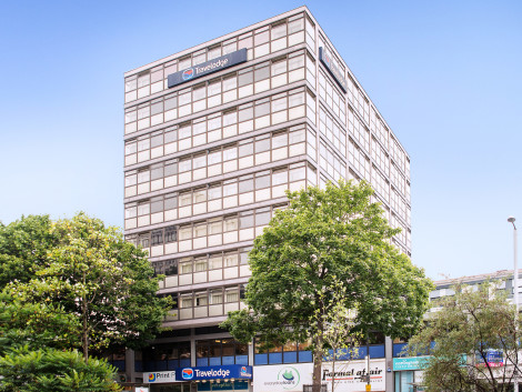 Hotel Travelodge Nottingham Central