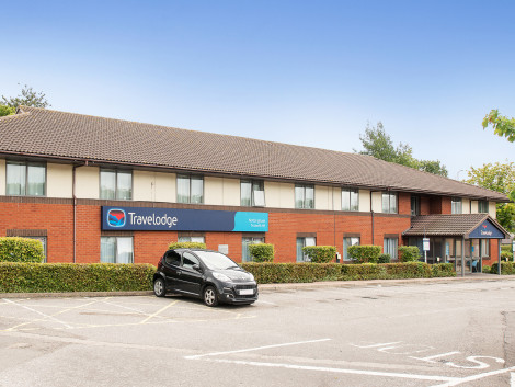 Hotel Travelodge Nottingham Trowell M1