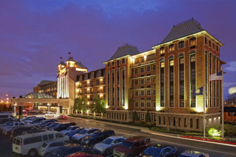 HotelCrowne Plaza LOUISVILLE AIRPORT EXPO CTR