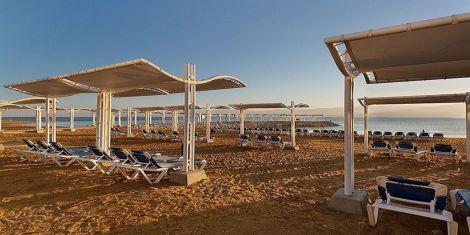 Hotel Crowne Plaza Dead Sea