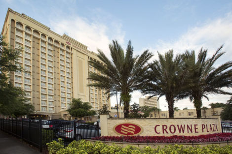 Hotel Crowne Plaza Orlando-downtown