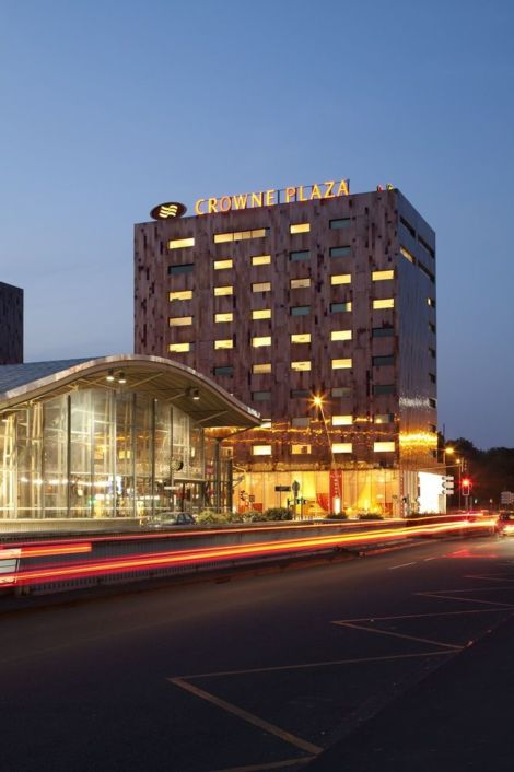 Crowne Plaza Lille - Euralille Hotel