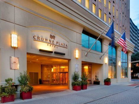 HotelCrowne Plaza HARRISBURG-HERSHEY