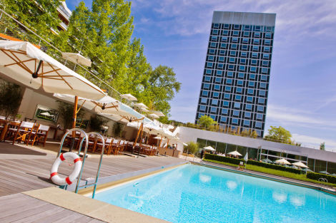 Hotel Intercontinental Hotels Geneve