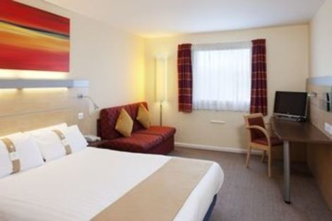 Hôtel Holiday Inn Express Cardiff Airport