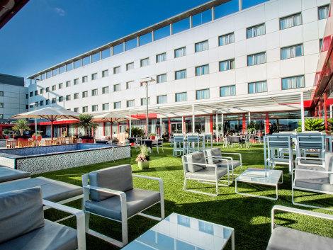 Hotel Frontair Congress (aeropuerto)