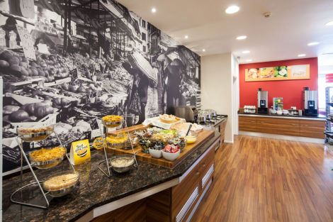 Holiday Inn Express Leicester City Hotel