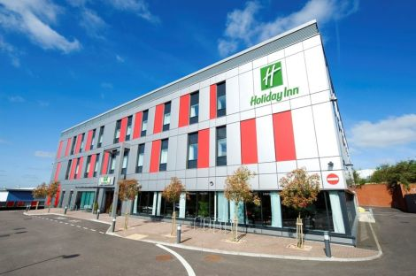Hotel Holiday Inn London - Luton Airport