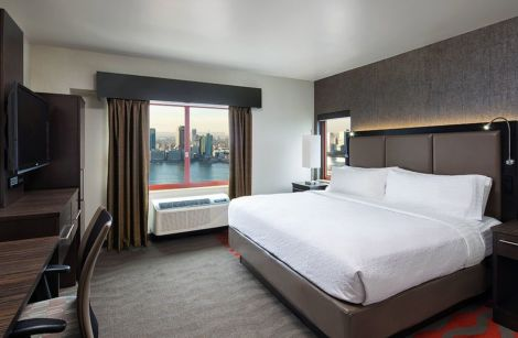Hotel Holiday Inn Manhattan-financial District