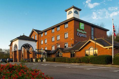 Holiday Inn Express Stafford M6 Jct 13 Hotel