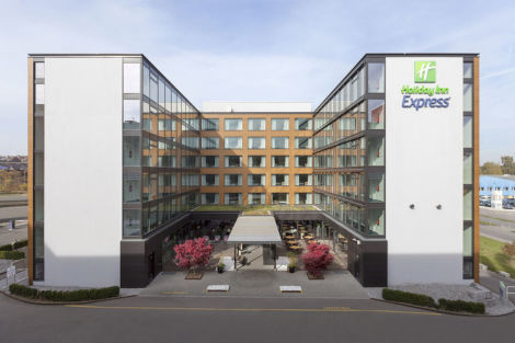 Hotel Holiday Inn Express Zürich Airport