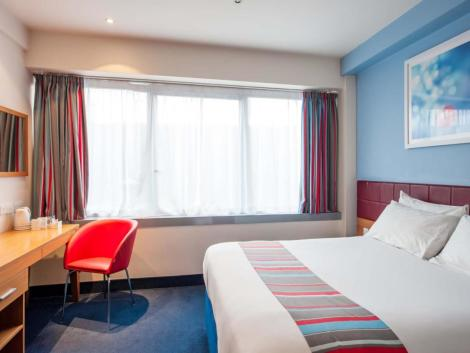 Hotel Travelodge London Central Aldgate East