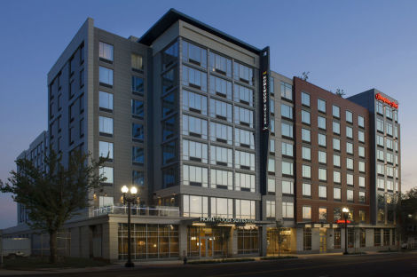 Hotel Homewood Suites by Hilton Washington DC NoMa Union Station
