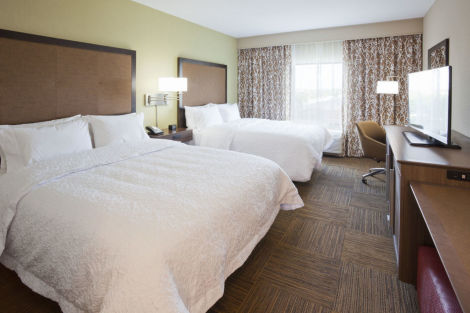 Hotel Hampton Inn Minneapolis-Roseville