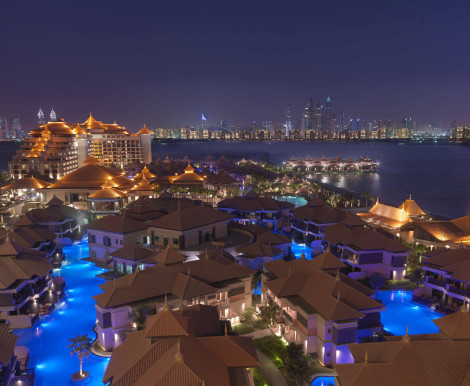 Anantara The Palm Dubai Resort Hotel