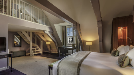 Hôtel Canal House Suites At Sofitel Legend The Grand Amsterdam
