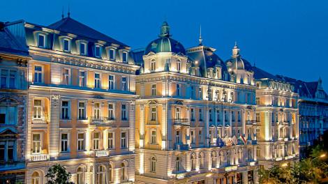 Hôtel Corinthia Hotel Budapest Superior