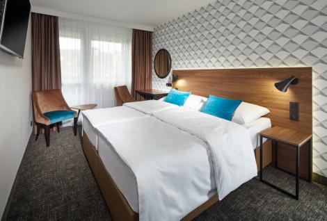 Orea Hotel Pyramida Prague Castle Hotel
